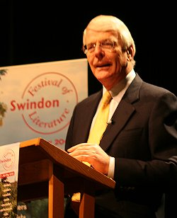 John Major - Swindon Festival of Literature 2007